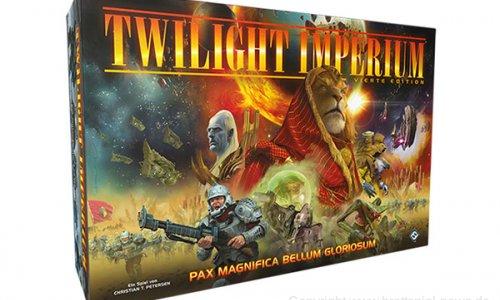 TWILIGHT IMPERIUM // 4. Edition jetzt überall verfügbar