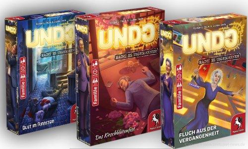 UNDO // Neue Serie geht in den Verkauf
