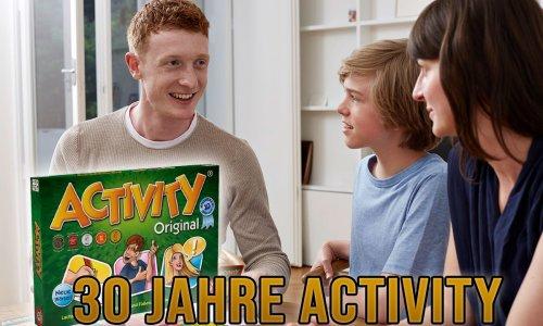 ACTIVITY // Das Partyphänomen wird schon 30!