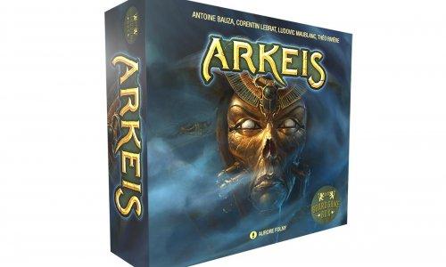 ARKEIS // erscheint 2021