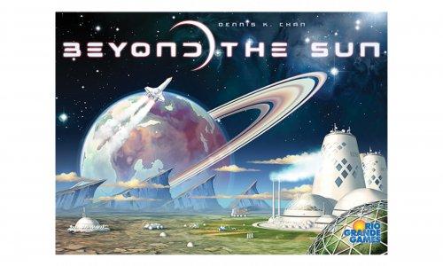 BEYOND THE SUN // erscheint 2020