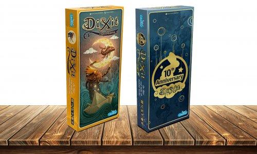 DIXIT // Anniversary + Daydreams wieder im Handel