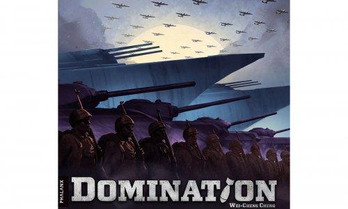 DOMINATION // Startet am 22. Juni auf Kickstarter