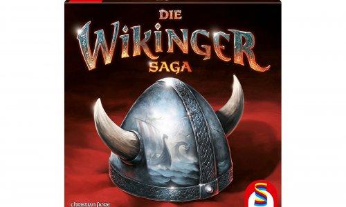 DIE WIKINGER SAGA // Erscheint 2020 bei Schmidt Spiele