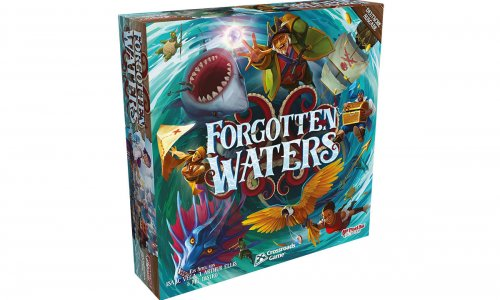 FORGOTTEN WATERS // erscheint im Oktober 2020