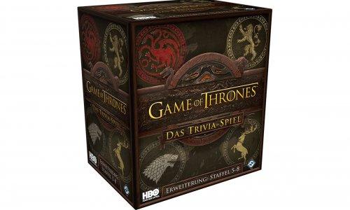 GAME OF THRONES: DAS TRIVA-SPIEL // Staffel 5-8 Erweiterung