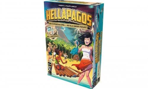 HELLAPAGOS // erscheint 2020