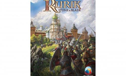 RURIK // Stein und Klinge in der Spieleschmiede