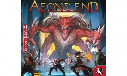 AEON'S END // deutsche Version erscheint bei Frosted Games