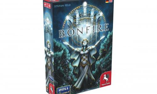 BONFIRE // von Stefan Feld bald verfügbar