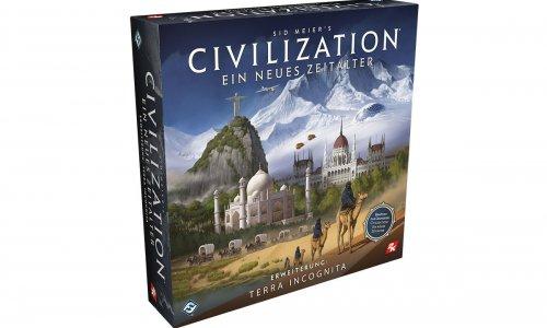 CIVILIZATION – EIN NEUES ZEITALTER // Terra Incognita Erweiterung