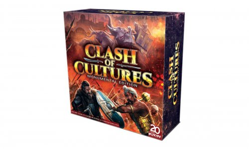 CLASH OF CULTURES // deutsche Version der Monumental Edition?