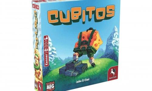 CUBITOS // soll im Dezember 2020 erscheinen
