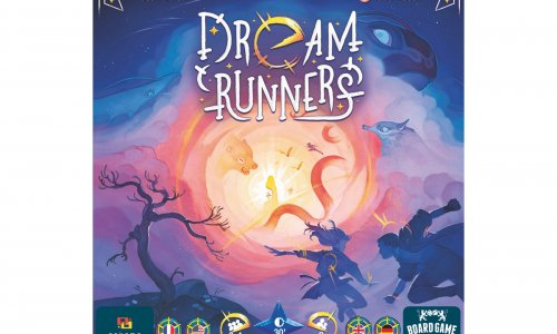 DREAM RUNNERS // erscheint 2020 in Deutschland