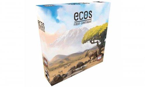 ECOS: DER ERSTE KONTINENT // jetzt verfügbar