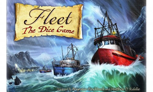 FLEET: THE DICE GAME // Erscheint bei Skellig Games