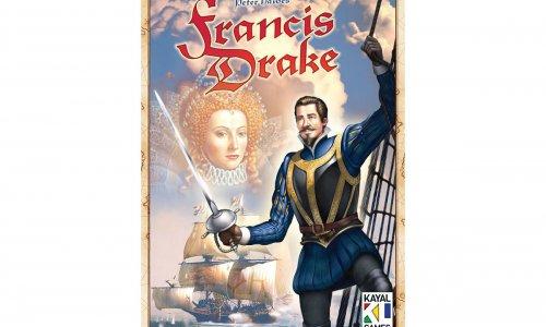 FRANCIS DRAKE // Erscheint erneut bei Skellig Games