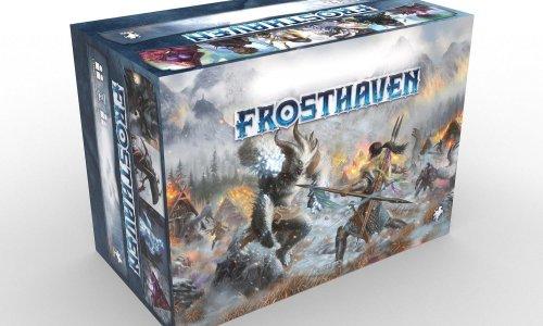 FROSTHAVEN // bricht Kickstarter Rekord