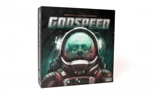 GODSPEED // Erschein 2020 als englische Version