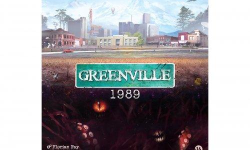 GREENVILLE // erscheint 2020 bei Kosmos