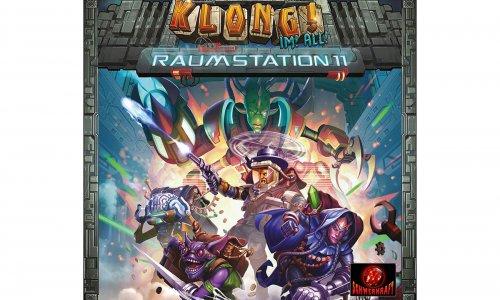 KLONK! IM! ALL! // Raumstation 11 Erweiterung vorbestellbar