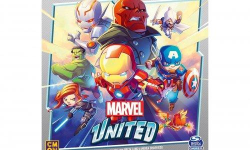 MARVEL UNITED // wird im Oktober 2020 erscheinen