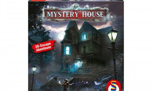 MYSTERY HOUSE // Erscheint Anfang 2020 bei SCHMIDT SPIELE
