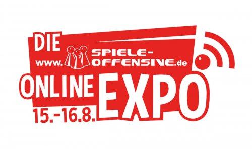ONLINE EXPO // Spiele-Offensive online Event gestartet