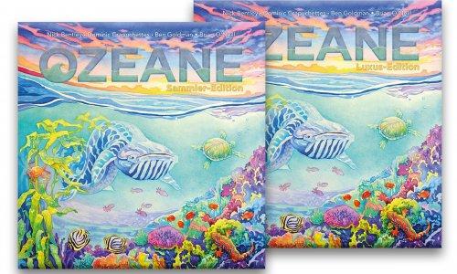 OZEANE // Sammler- und Deluxe-Edition vorbestellbar
