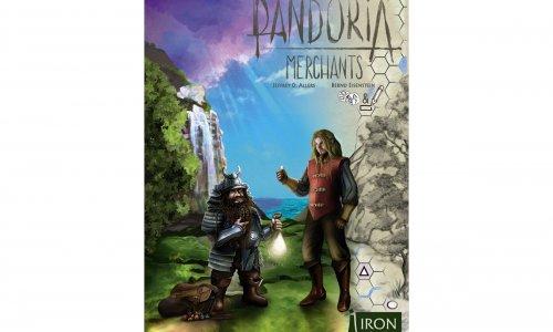 PANDORIA MERCHANTS // Roll & Write Variante von Pandoria