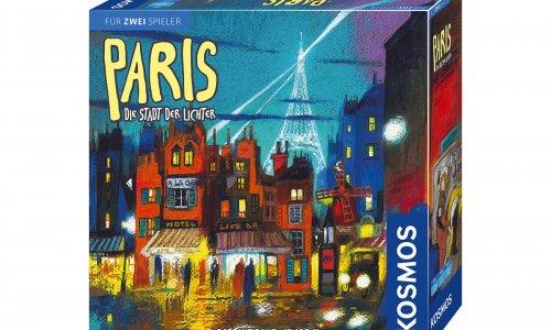 PARIS - DIE STADT DER LICHTER // Neuheit von Kosmos erscheint im September
