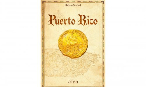 PUERTO RICO // Neuauflage bald im Handel