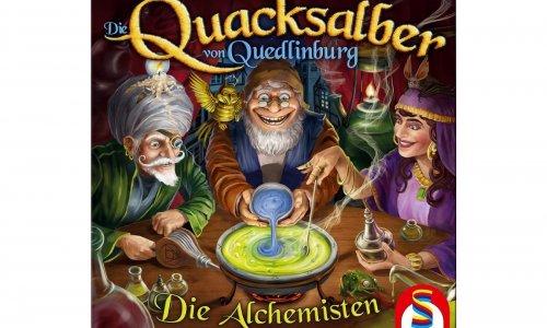 DIE QUACKSALBER VON QUEDLINGBURG // Die Alchemisten