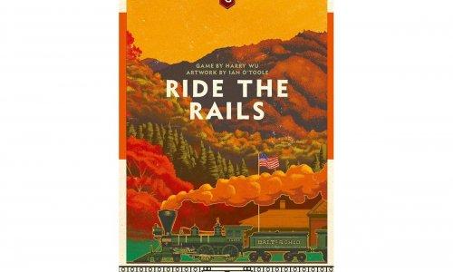 RIDE THE RAILS // jetzt verfügbar