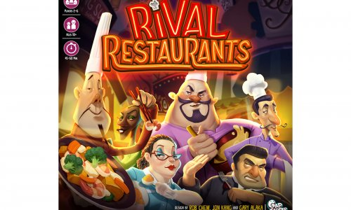 KICKSTARTER // Rival Restaurants (Reprint + Expansion)