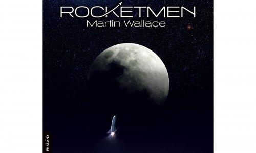 ROCKETMEN // Neuheit von Martin Wallace kommt 2020