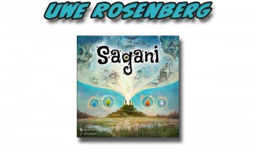 SAGANI // Neuheit von Uwe Rosenberg
