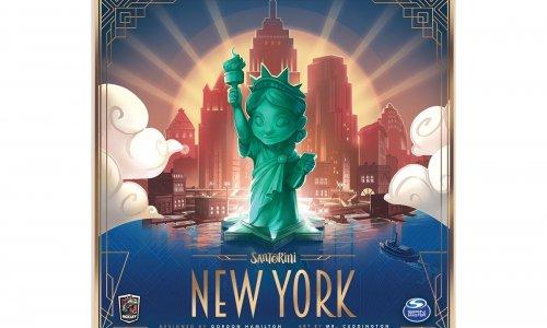 SANTORINI NEW YORK // erscheint Oktober 2020