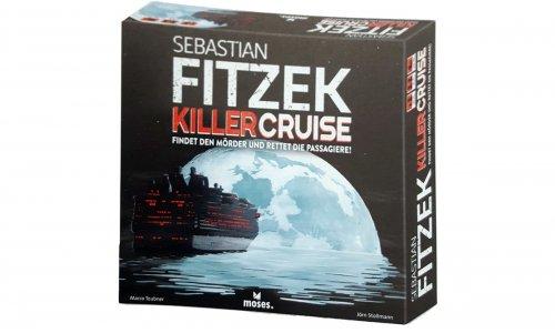 SEBASTIAN FITZEK: KILLER CRUISE // Erscheint 2020