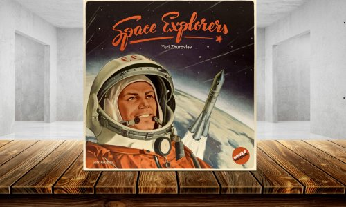 SPACE EXPLORERS // Erscheint bei Spielefaible