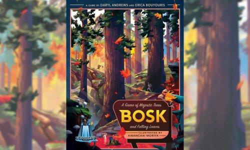 BOSK // in der Spieleschmiede gestartet