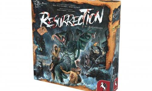 ARMATA STRIGOI // RESURRECTION Erweiterung verfügbar