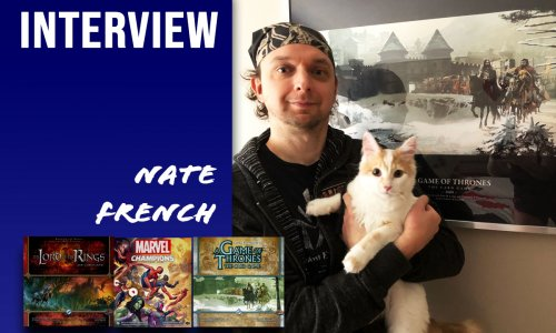 INTERVIEW // Nate French
