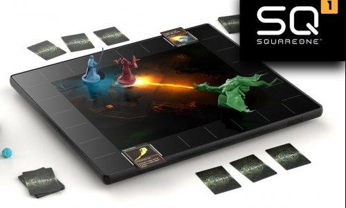 SQUAREONE // die erste Brettspiel-Konsole