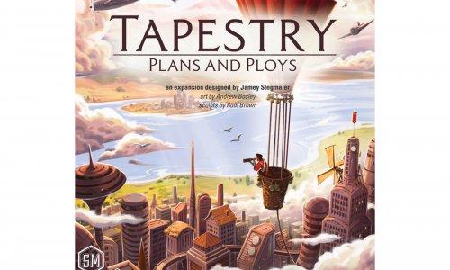 """TAPESTRY // Erweiterung """"PLANS and PLOYS"""" angekündigt"""