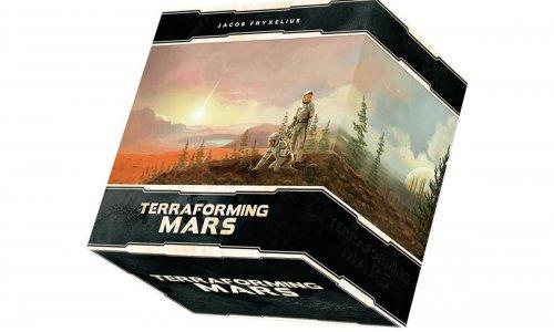 TERRAFORMING MARS // Sammlerbox zum KS-Preis beim Schwerkraft Verlag