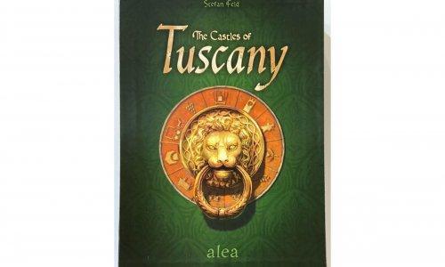 THE CASTLES OF TUSCANY // verfügbare Infos zum Spiel