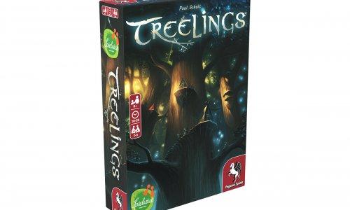 TREELINGS // Neuheit von Edition Spielwiese