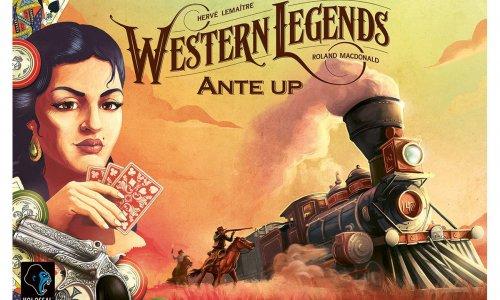 WESTERN LEGENDS // ANTE UP soll endlich im Handel ankommen