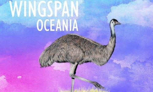 FLÜGELSCHLAG // Oceania Erweiterung angekündigt
